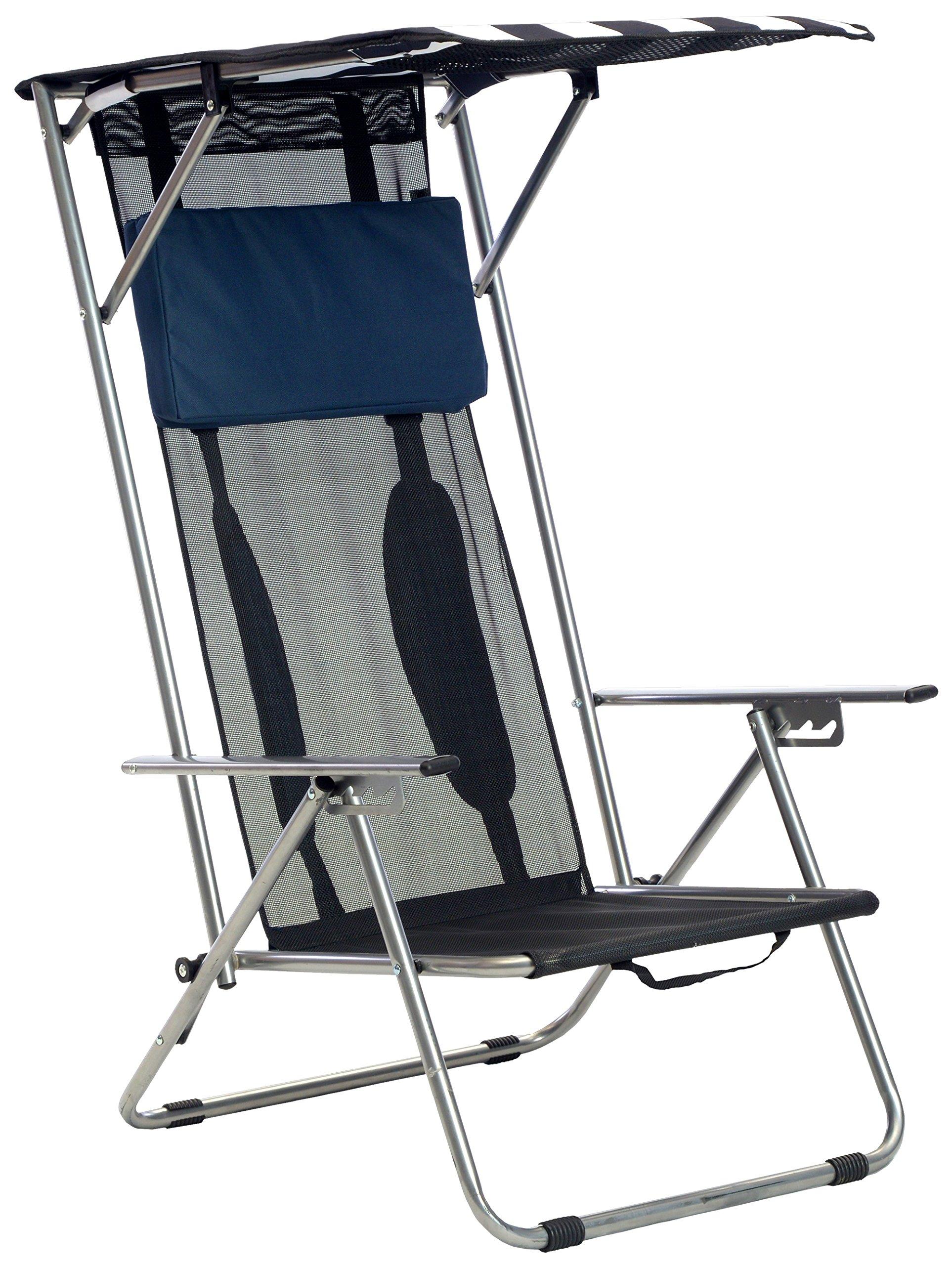 Quik Shade Beach Recliner Shade Chair by Quik Shade