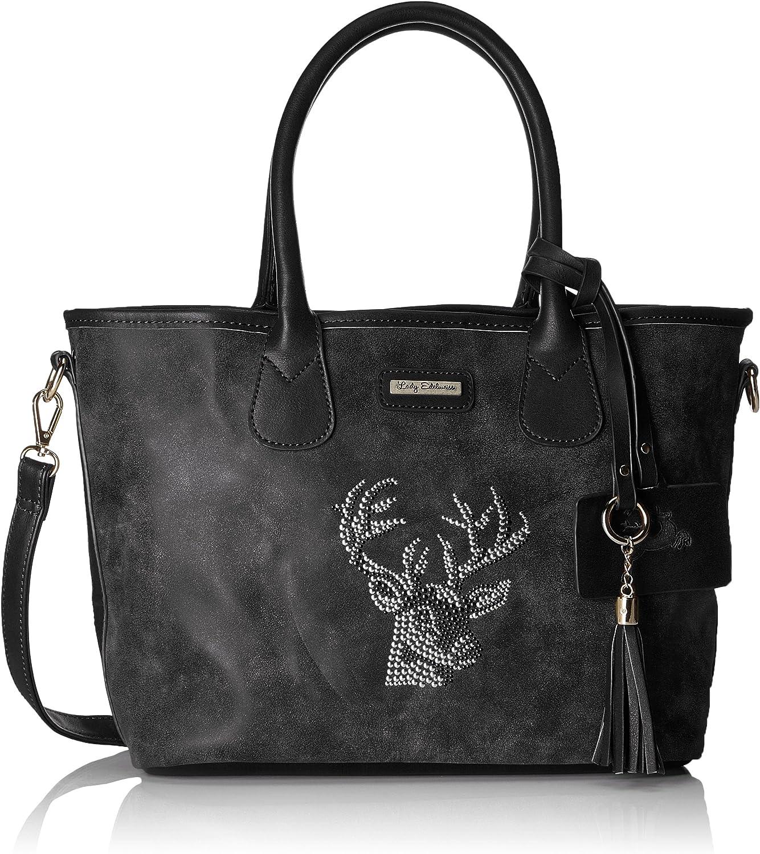 Lady Edelweiss Womens Trachtentasche Cross-Body Bag