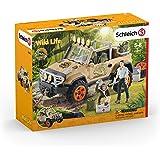 Schleich 42410 4x4 Vehicle with Winch