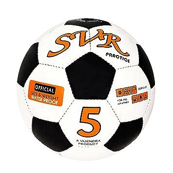 SVR Balón de fútbol para principiantes y entrenadores, duradero ...