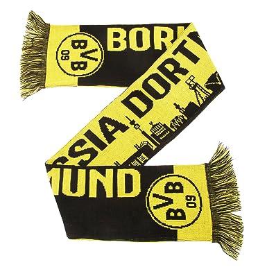 vaste sélection style le plus récent marques reconnues Borussia Dortmund - Echarpe officielle - Homme (Taille ...
