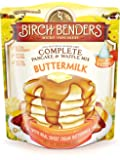 Birch Benders Pancake & Waffle Mix All Natural Non-GMO, 24oz (Buttermilk)