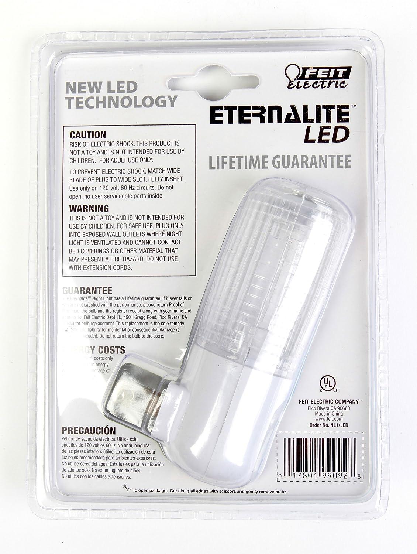120 volt led night light circuit - Amazon Com Feit Electric Eternalite Led Auto Sensor Night Light 3 Pack Baby