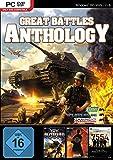 Great Battles Anthology (7554 + Sudden Strike + Blitzkrieg) [import allemand]