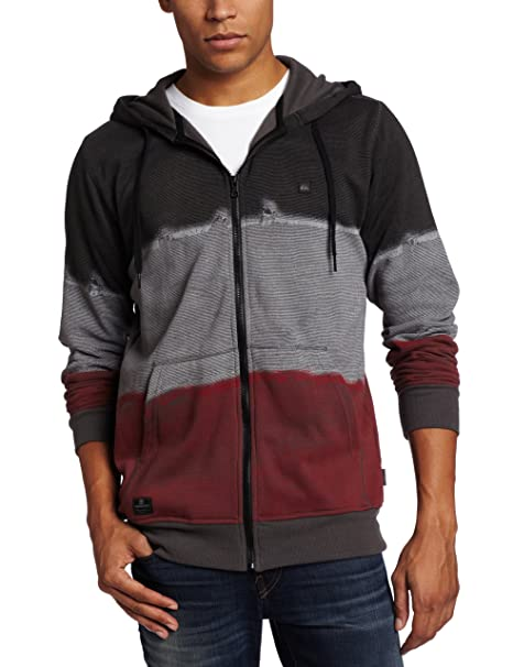 Amazon.com: Quiksilver – Camiseta reeko Full cierre de ...
