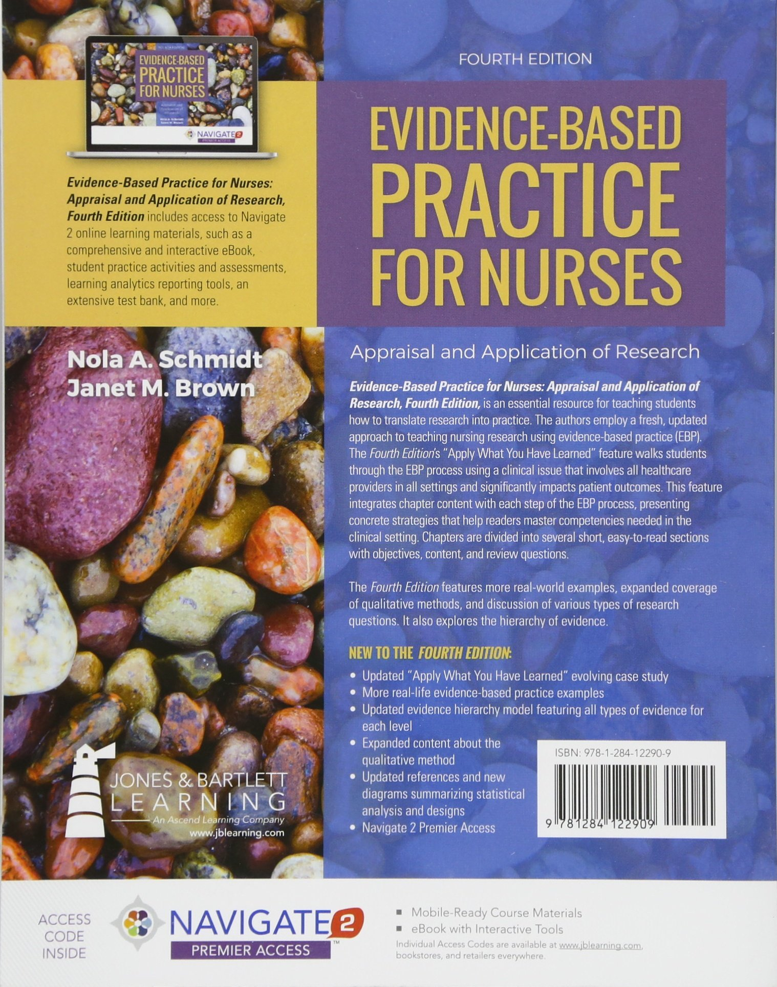 Evidence-Based Practice for Nurses: Appraisal and Application of Research by Jones & Bartlett Learning