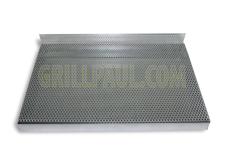 Caja de cenizas parrilla de carbón + para un 60 x 40 cm Barbacoa ...
