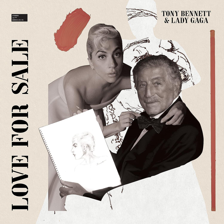 Tony Bennett & Lady Gaga - Love For Sale [LP] - Amazon.com Music