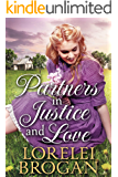 Partners in Justice and Love: A Historical Western Romance Book