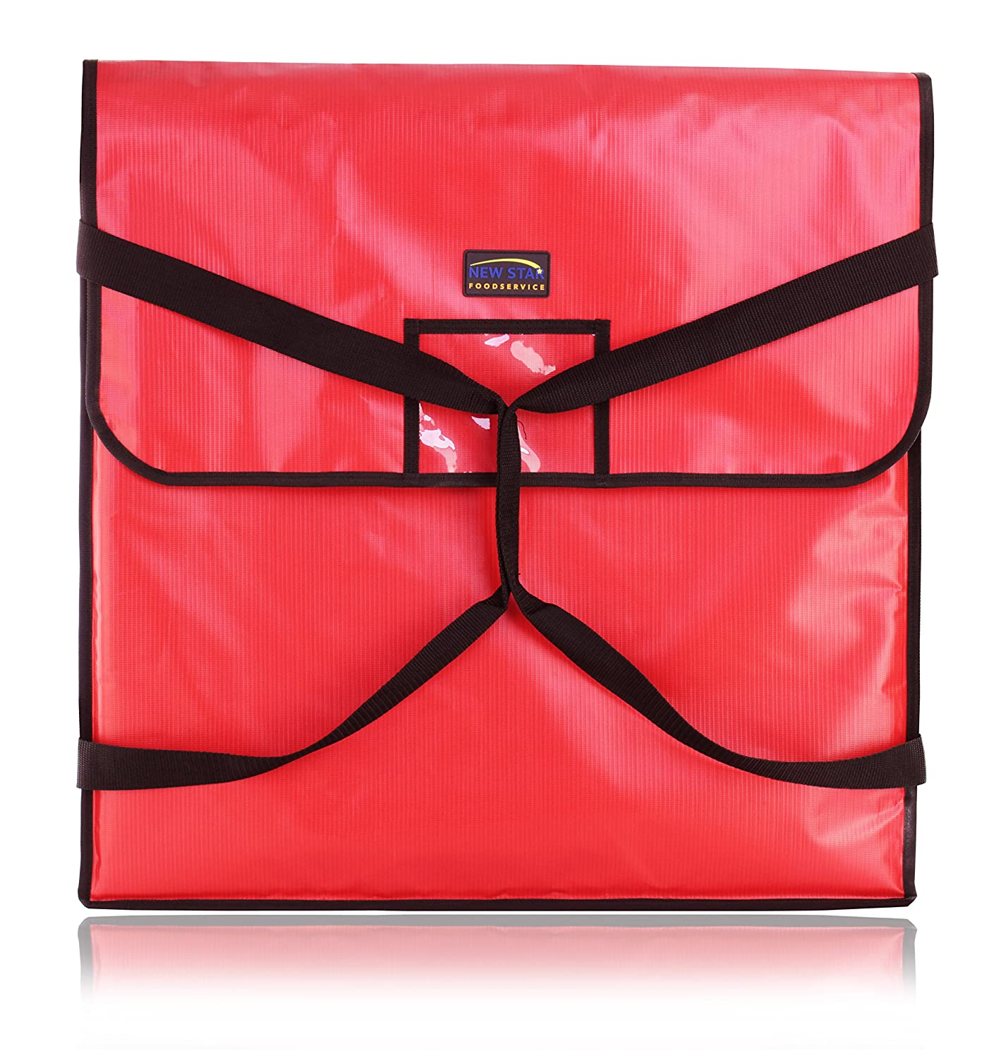 New Star 50400 Insulated Pizza Delivery Bag, 24 by 60cm by 13cm, Red   B01CHBFYGO