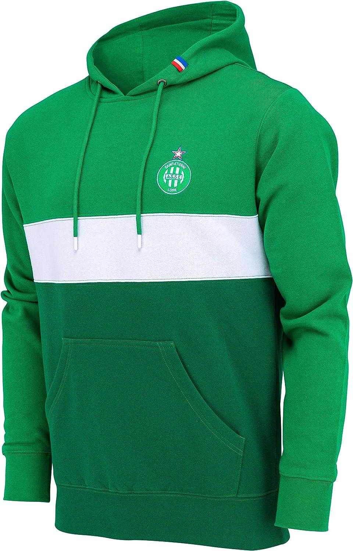 Collection Officielle AS Taille Adulte Homme Saint Etienne T-Shirt ASSE Lil Thugs