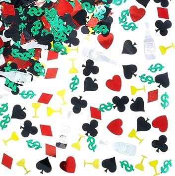 1.2 oz. Casino Party Confetti
