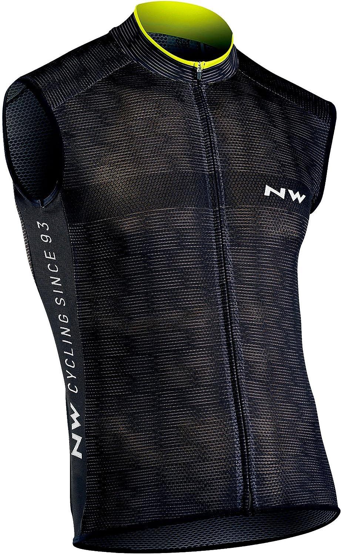Northwave Blade Air 3 Fahrrad Body Shirt schwarz 2018