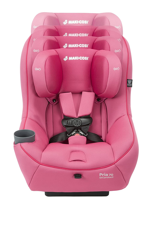 Amazon.com : Maxi-Cosi Pria 70 Convertible Car Seat, Pink Berry : Baby