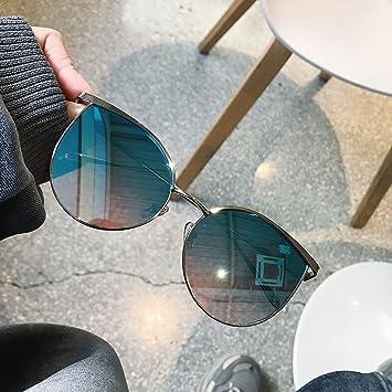 VVIIYJ Gafas de Sol de Ojos de Gato Gafas de Sol de Color ...