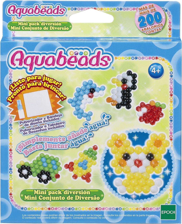 Aquabeads - 32749 - Minipack Diversión: Amazon.es: Juguetes y juegos