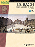 First Lessons in Bach Songbook: 28 Pieces