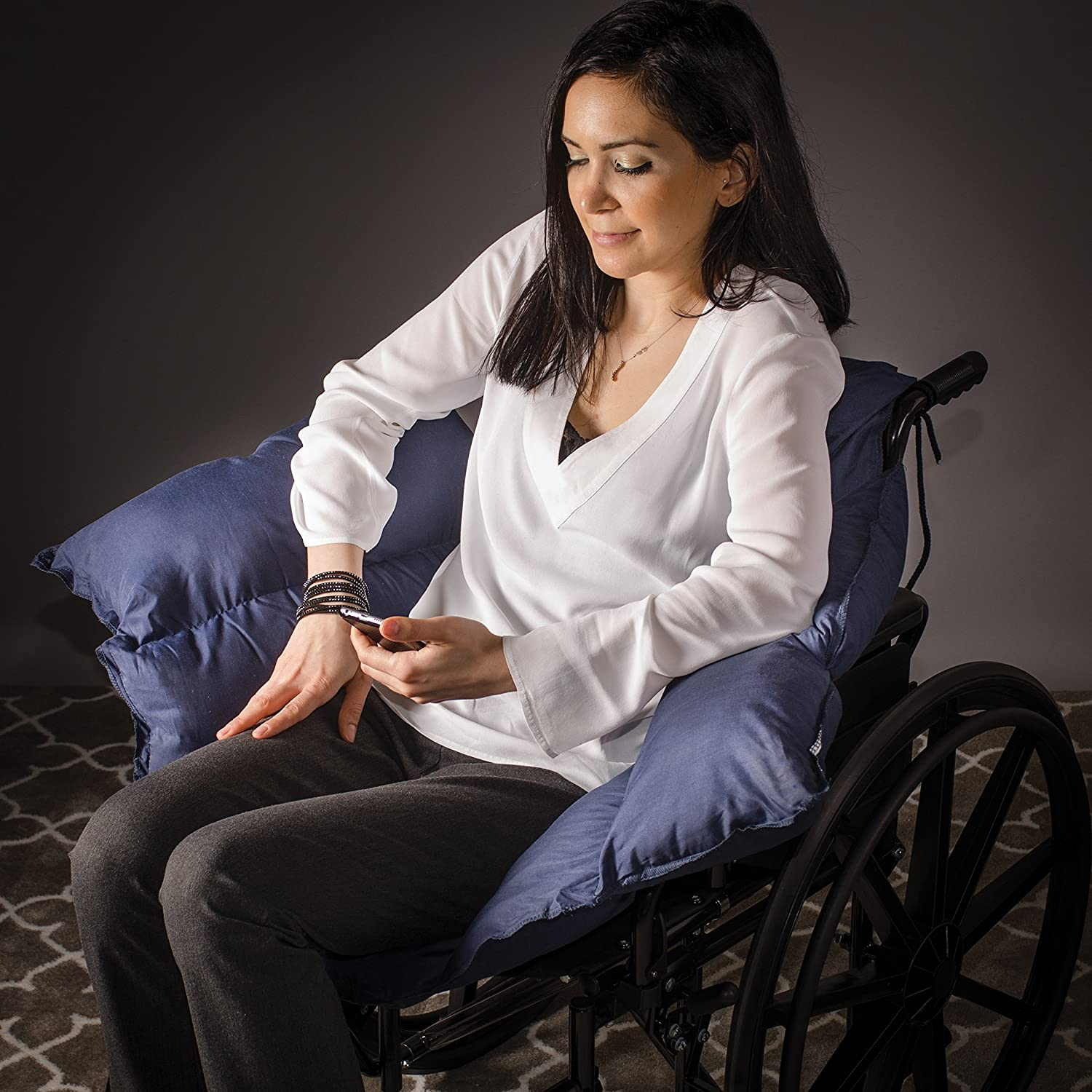 DMI Comfort Wheelchair Cushion