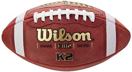 Wilson K2 Pee Wee Balón de Fútbol Americano 25561bbdd0a