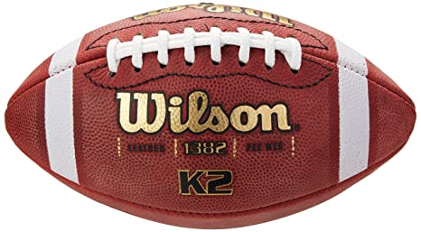 bba82d5d3b5 Amazon.com   Wilson K2-Pee Wee Game Ball   Sports Related ...