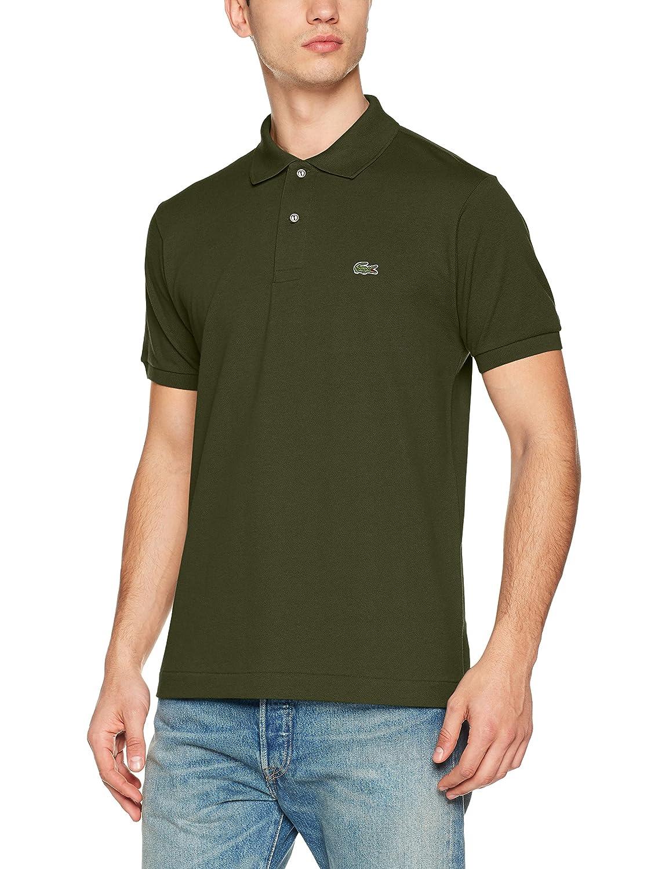 Lacoste ラコステMen's L-1212,半袖 鹿の子 ポロシャツ(並行輸入品) B077SR3WYD 7 / XXL|G6k Bocage G6k Bocage 7 / XXL
