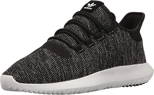 adidas originals grey tubular shadow knit sneakers