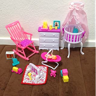 dollhouse furniture cheap. barbie size dollhouse furniture gloria baby home nursery set cheap l