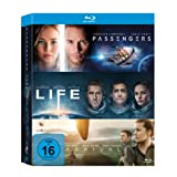 Arrival / Life / Passengers [Blu-ray]