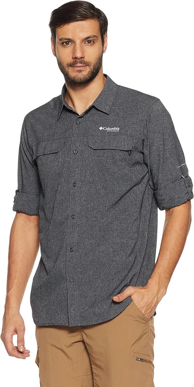 Columbia Irico Mens Lon Camisa, Hombre: Amazon.es: Ropa y accesorios