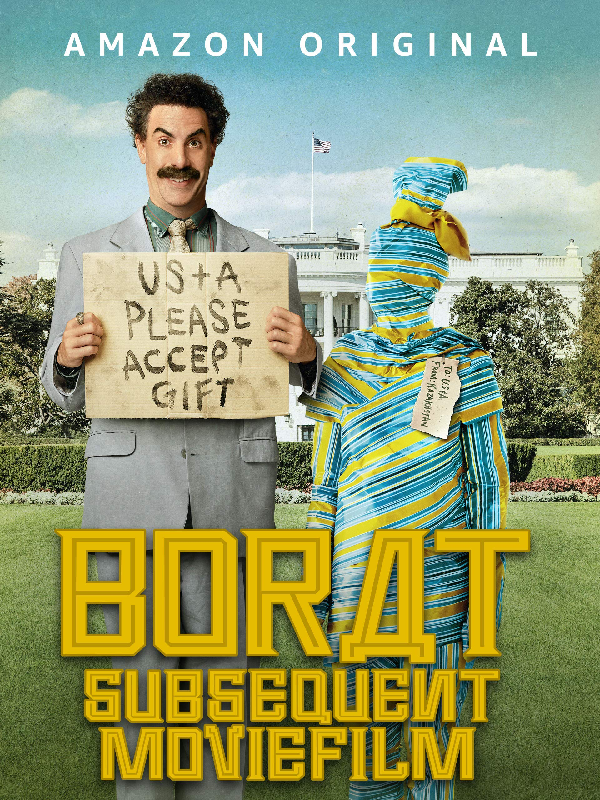Watch Borat Subsequent Moviefilm | Prime Video
