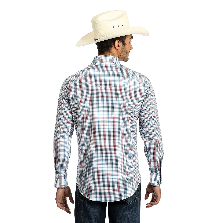 Celino Men/'s Soft Cotton Button Down Solid Light Blue Short Sleeve Shirt