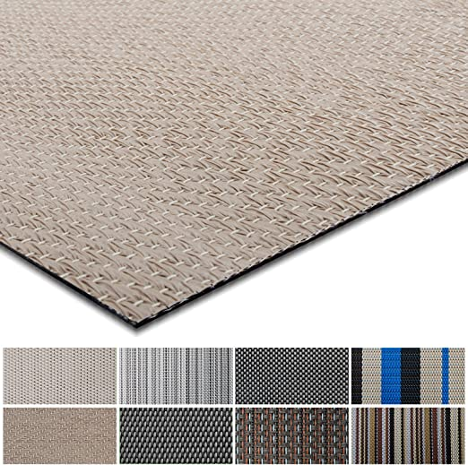 antisalissure nombreux design//tailles Catania 60x100cm Tapis int/érieur ext/érieur casa pura/® r/ésistant impermeable et antid/érapant