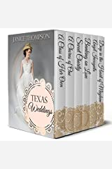 Texas Weddings: Six Texas romances Kindle Edition
