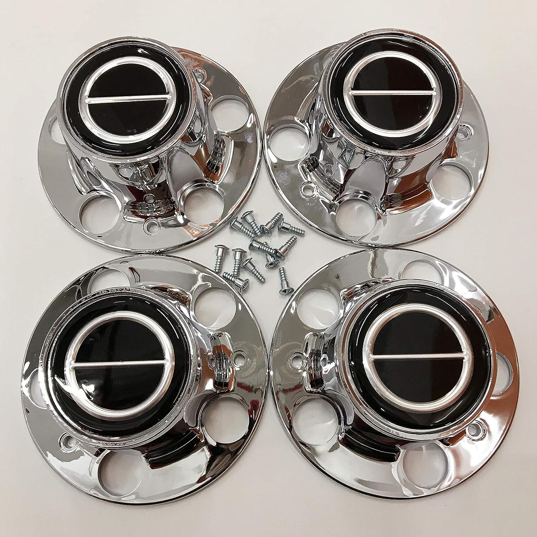 SCREW SET OF 3 NEW Screws for Ford BRONCO F150 VAN Center Cap