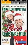 First Street Church Romances: Love's Christmas Wish (Kindle Worlds Novella)