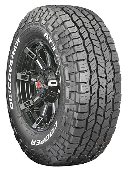 Amazon Com Cooper Discoverer At3 Xlt All Terrain Radial Tire 31x10