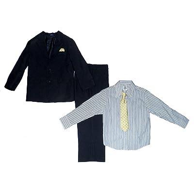 Arrow Little Boy's 4-piece Suit Set