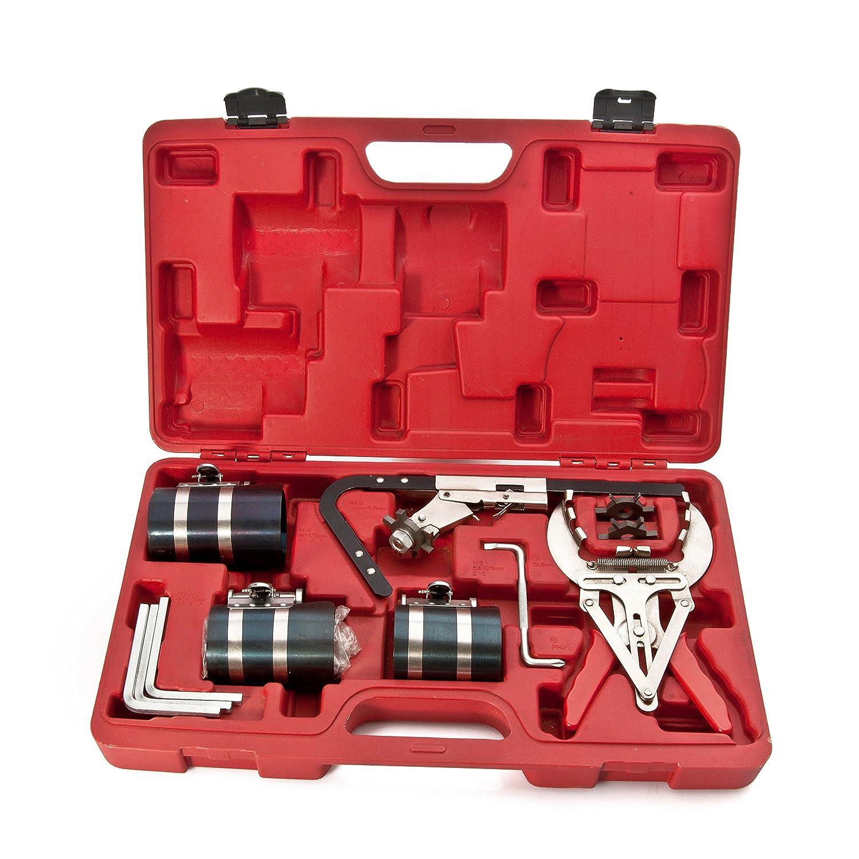 Fascia elastica per pistone Ring Set pistone Nut Pulitore strumento pinza corrente KFZTEILESCHNELLVERSAND24 0888