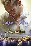 London Calling: New Adult Romance (Chase Brothers Book 2)