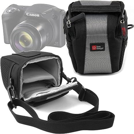 Borsa con tracolla per fotocamera bridge Canon PowerShot SX420/IS e SX540/HS