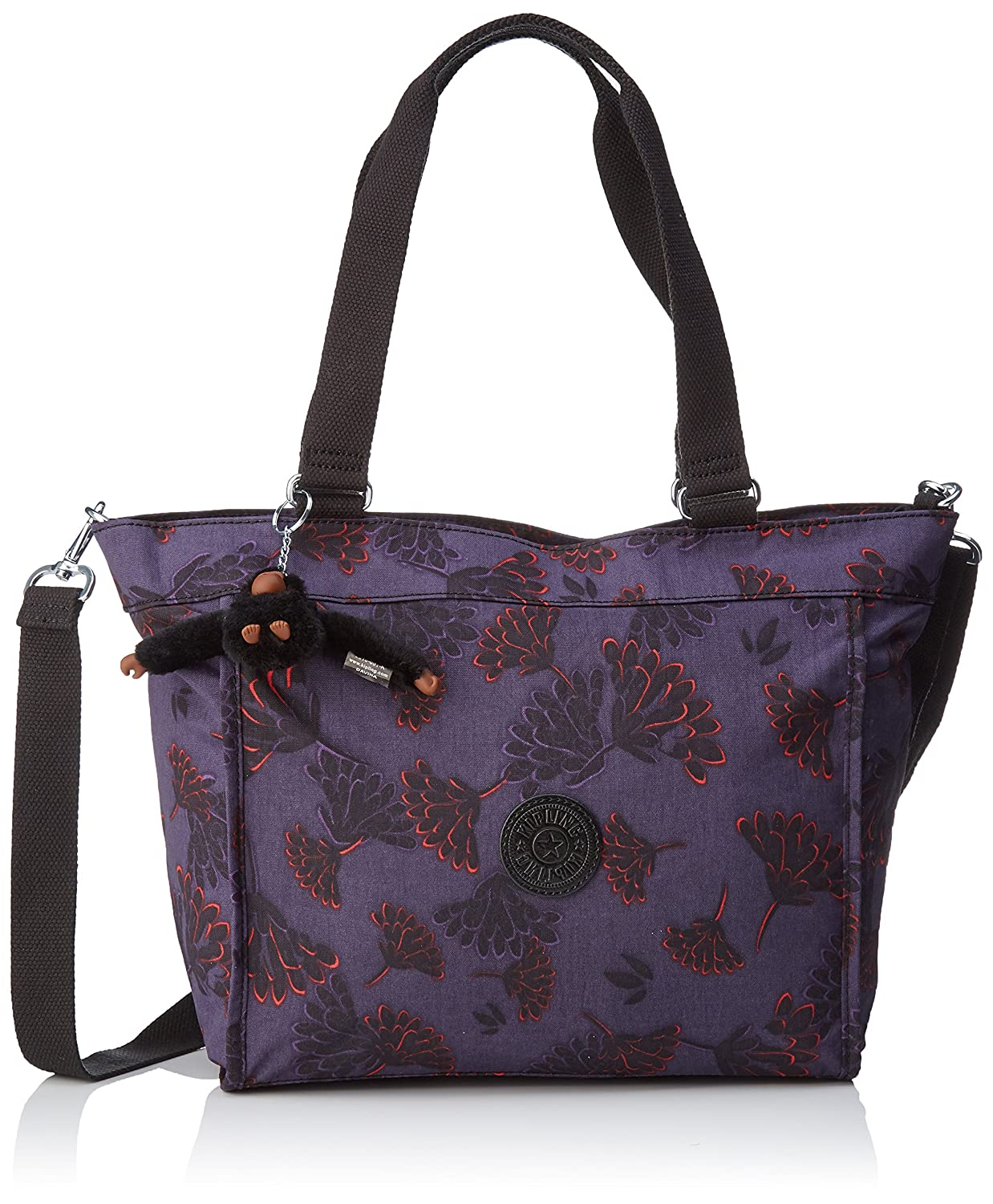 e1c607e24 Kipling New Shopper S - Bolsos totes Mujer Kipling - New Shopper S Gold  (Metallic