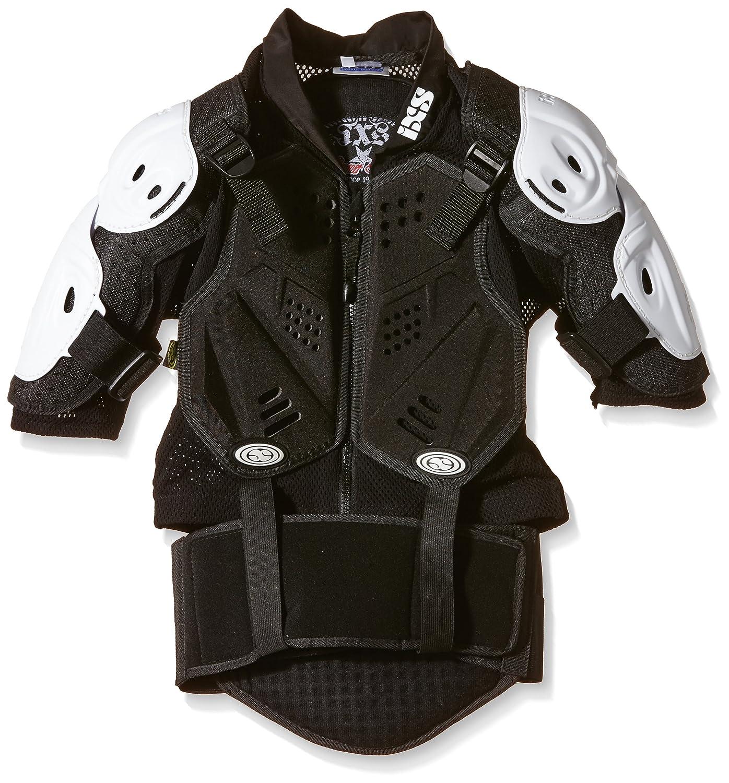 IXS 482-510-8400 Hammer Gillet de protection pour VTT/BMX Blanc Taille S-M   B003L1EEIO