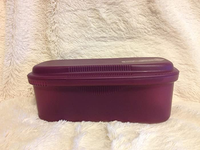 Tupperware Microwave Pasta/noodle Cooker - Berry Purple
