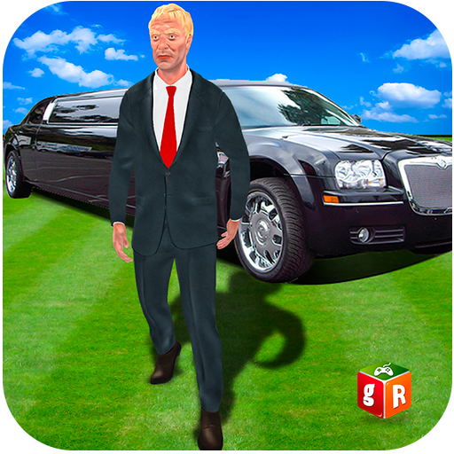 Games Rivals President Limo Driver product image