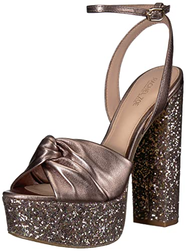f922d4d2a37b Amazon.com  Rachel Zoe Women s Claudette W Glitter Platform  Shoes