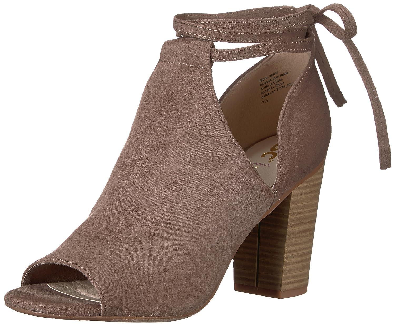 BC Footwear Women's Set Me Free Ankle Boot B0744PP64J 7 B(M) US|Dark Taupe