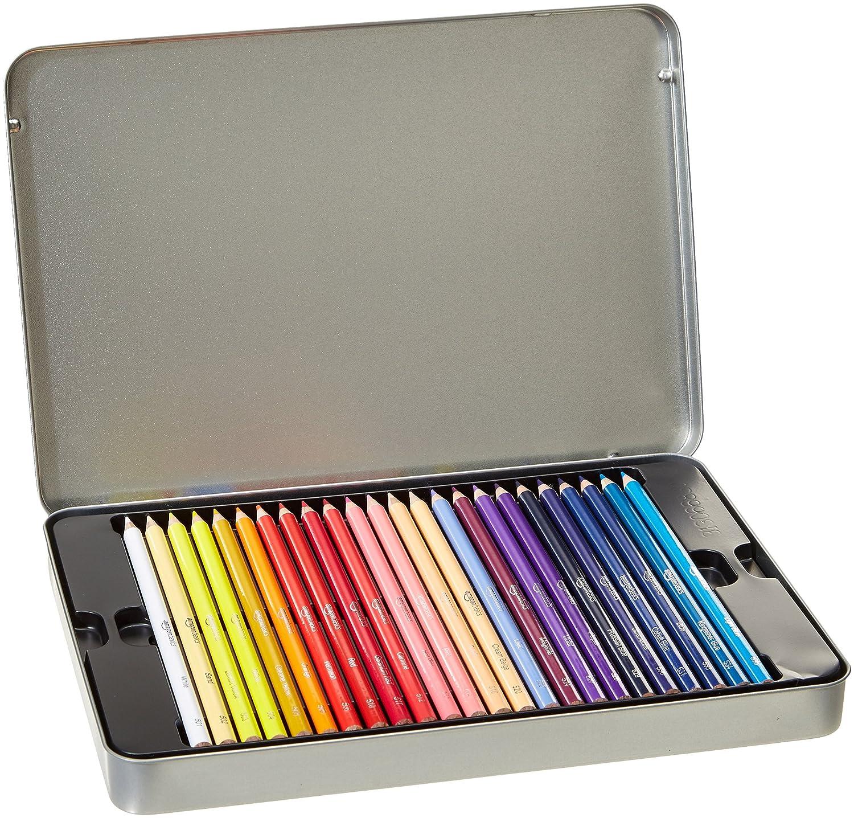 72-Count Basics Colored Pencils