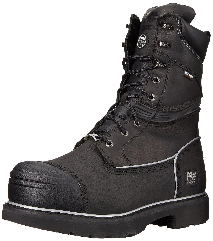 Timberland PRO Men's Gravel Pit 10 Steel Toe Waterproof Boot