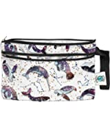 Planet Wise Clutch Wet/Dry Bag, Celestial Sea Performance, Made in the USA