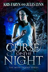 Curse of the Night: Supernatural Suspense (Muse Island Series Book 4) Kindle Edition